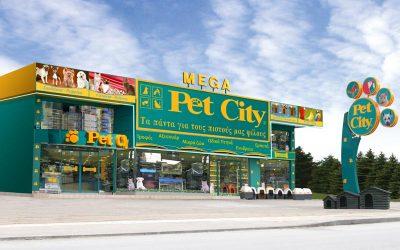 Δυναμικές ευκαιρίες συνεργασίας με την Pet City στην περιφέρεια!